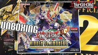 *NEW!* Yu-Gi-Oh! Hidden Summoners Unboxing | EVERY CARD IS HOLO!!!
