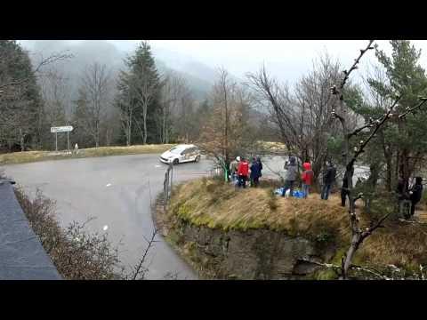 Rallye Du Pays du Gier 2015 ES4 Doizieux