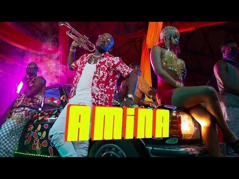 Amina (Official Video) - Ykee Benda
