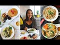 What I Ate in a Day on a Road Trip! (Vegan) // Charleston SC