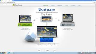 How To Run Android Apps On PC(Bluestack)!
