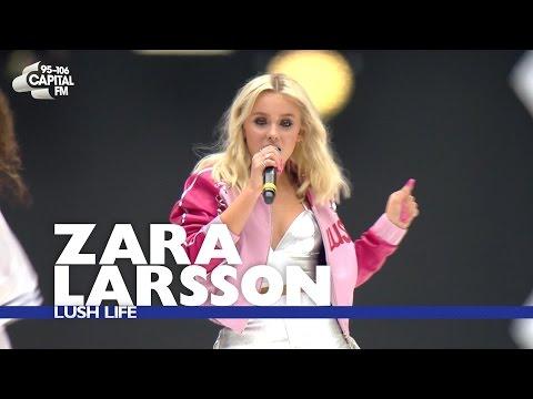 Zara Larsson - 'Lush Life' (Live At The Summertime Ball 2016)