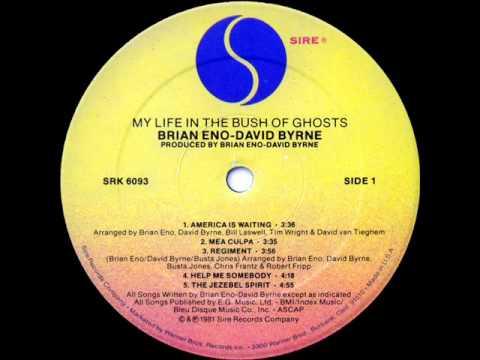 Brian Eno - The Jezzebel Spirit