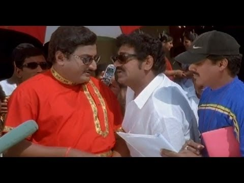 Khadgam Comedy Scene | Giri Babu Making Fun Of 30years Industry Prudhvi video