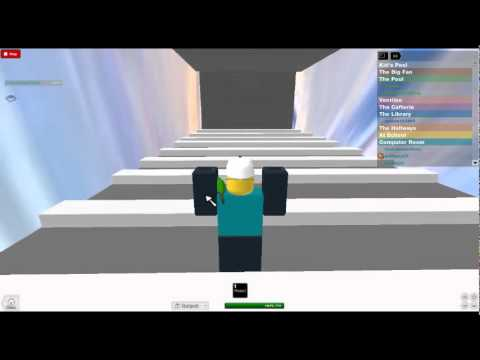 """Lets Play Roblox"" Episode 1: Escape the School 1 : Adventure Part 2"
