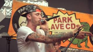 "Download Lagu Machine Gun Kelly- ""Home Soon"" Live At Park Ave Cd's Gratis STAFABAND"