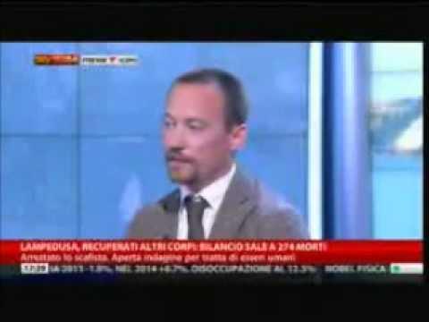 SKY TG24 – Immigrazione: La tragedia di Lampedusa