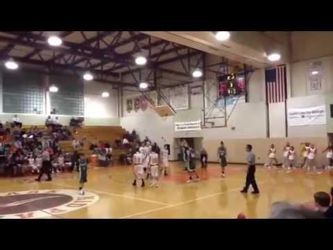 Nolan Gerrity- Midpark High School Boy's Basketball