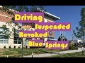 Driving with a Suspended License in Blue Springs, Mo [Lawyer Tutorial]