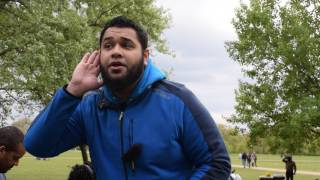Video: What is your purpose in Life? - Jameel at Speakers Corner, Hyde Park
