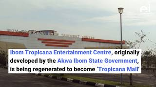 Tropicana Mall - Retail Shopping Centre at Uyo, Akwa Ibom State - ei Construction Update Episode 6