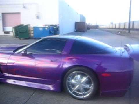 Corvette C4 To C5 Conversion Quot For Sale Quot Colorado Youtube