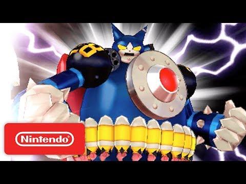 YO-KAI WATCH BLASTERS - Announcement Trailer - Nintendo 3DS