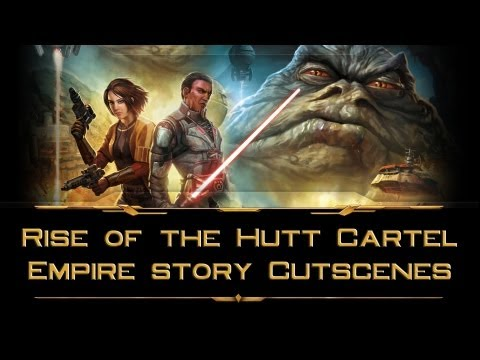 SWTOR: Makeb Empire story cutscenes incl. new romance [Rise of the Hutt Cartel]