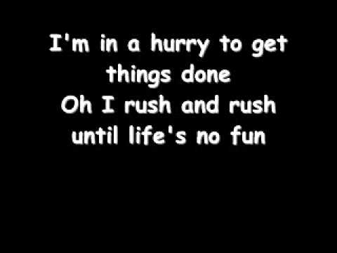 Alabama Im In A Hurry To Get Things Done - YouTube