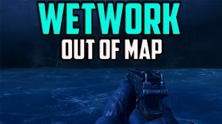 Modern Warfare Remastered Glitches Wetwork Out Of Map MWR Glitches