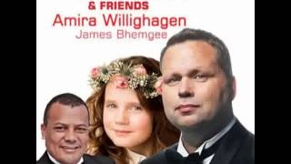 Interview Paul Potts, Amira and James Bhemgee @ GrootFM, Pretoria (12-8-2014)