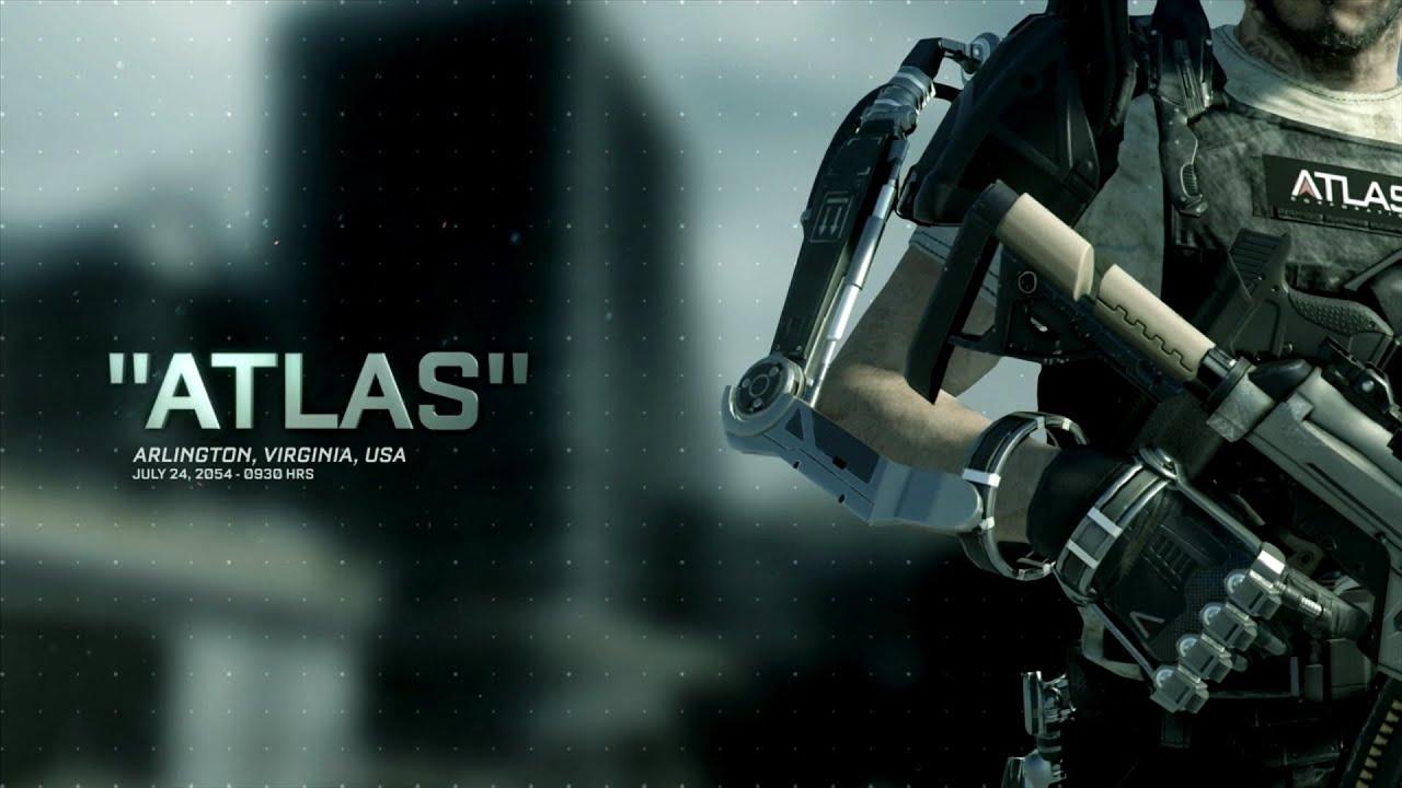 Atlas Corporation Wallpaper Advanced Warfare | Atlas