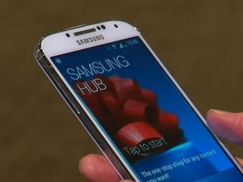 Cricket's Galaxy S4 gooves to the music