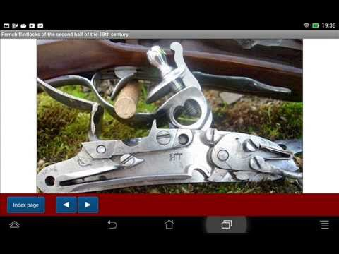 French flintlock and early firearms explained - Android APP - HLebooks.com