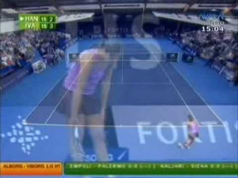 Funny Ana Ivanovic Video