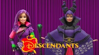 Play Doh MALEFICENT Descendants Inspired Costume