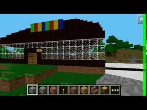 Minecraft Pocket Edition My Own Spongebob Map Youtube