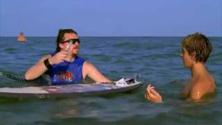 Kenny Powers out for a sponge
