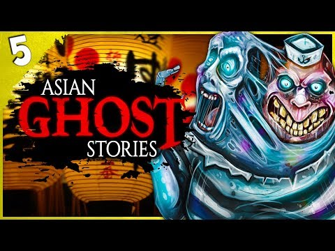 5 Most HORRIFYING Ghost Stories from Asia | Darkness Prevails thumbnail