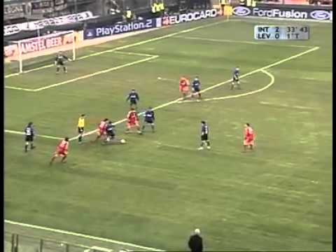 Javier Zanetti Il Capitano INTER MILAN Best driblling!