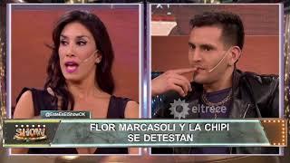 Flor Marcasoli Le Dijo De Todo A La Chipi Al Bailarín Y Al Coach Y Ellos No Podían Responderle