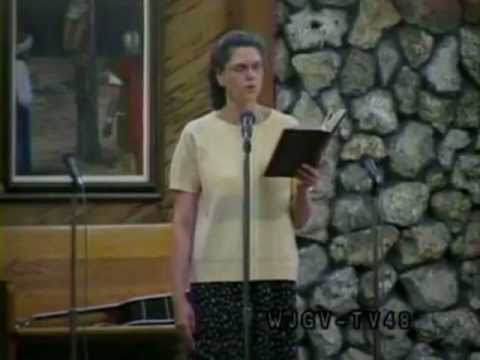 Christian Nightmares presents: A short tour through evangelical hell