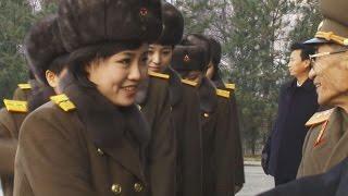 北朝鮮楽団、中国へ出発