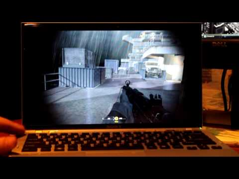Cenkaetaya Reviews: Sony Vaio Z - VPCZ112GX/S Gaming: Playable? COD4 - CSS - COH