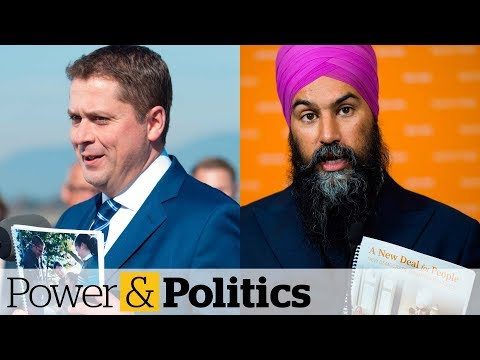 NDP and Conservatives release spending plans | Power & Politics