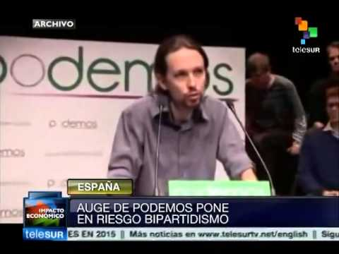 'Podemos' Party is current people's favorite in Spain