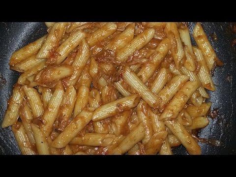 পাস্তা  Bangladeshi Restaurant Style Homemade Pasta Recipe.(বাংলাদেশি পাস্তা রেসিপি)