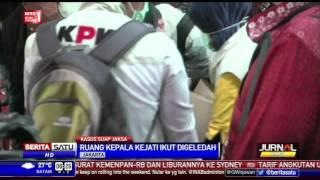 15 Penyidik KPK Geledah Ruang Kepala Kejati DKI Jakarta