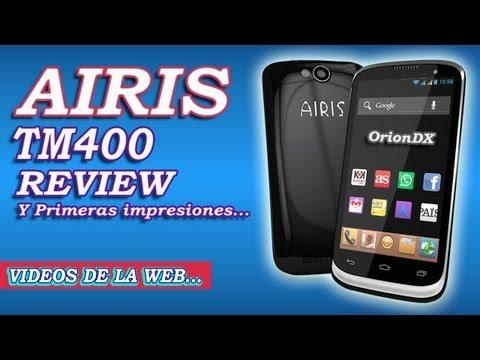 Airis TM400 Review - Revisado Basico y primeras impresiones