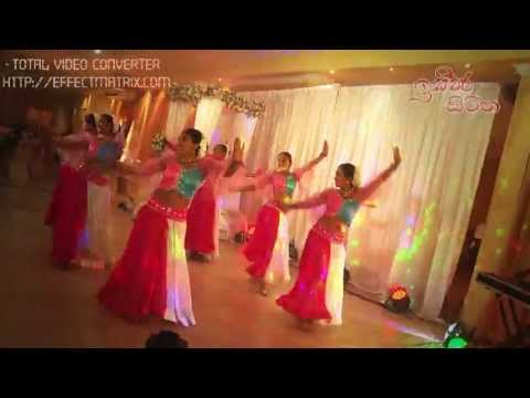 Srilankan Best Wedding Dance  Bollywood Hindi mix (Teri ore...
