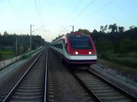 comboios rápidos portugueses ALFA PENDULAR 220KM/H INTERCIDADES 190 KM/H.