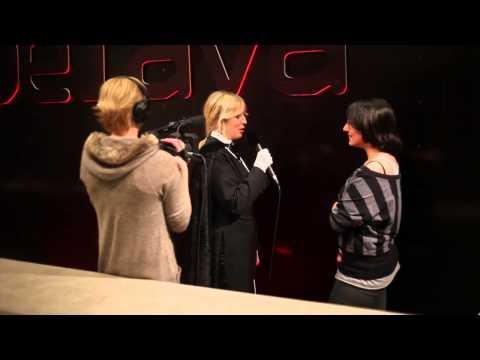Intervjuu Telepurgis enim poolehoidu võitnud video autoriga - Gaia Zuffaga! (2012)