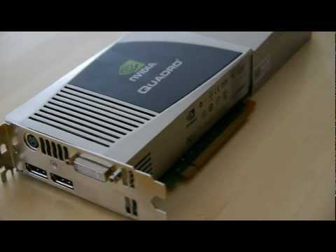 NVidia Quadro FX4800: HD Review