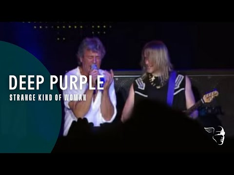 Deep Purple - Strange Kind Of Woman (Live @ Montreux, 2006)