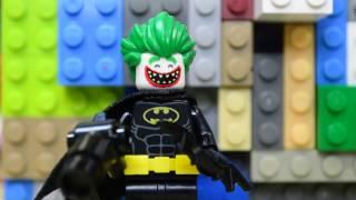 A LEGO BATMAN MOVIE PARODY! HILARIOUS STOP MOTION!