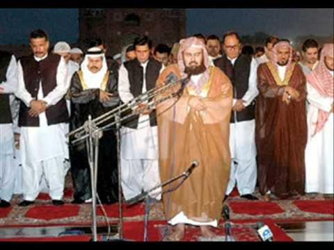 خالد الجليل ( ولا تحسبن الله غافلاً ) Qur