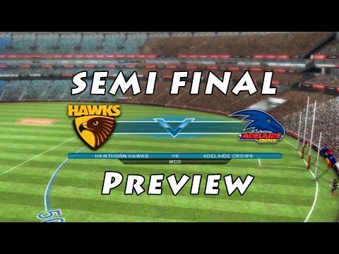 Semi Final Preview: Hawthorn v Adelaide
