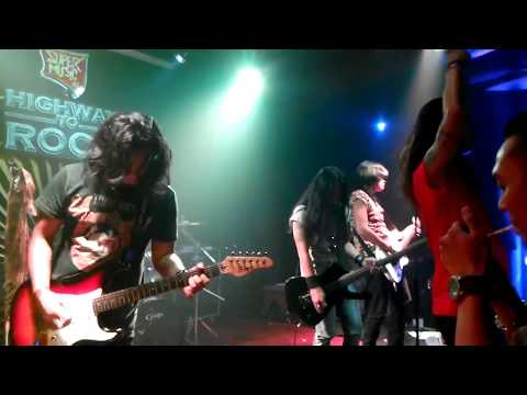 Highway to Rock: Skid Row Nite - Little Wing (The Jimi Hendrix Experience cover)