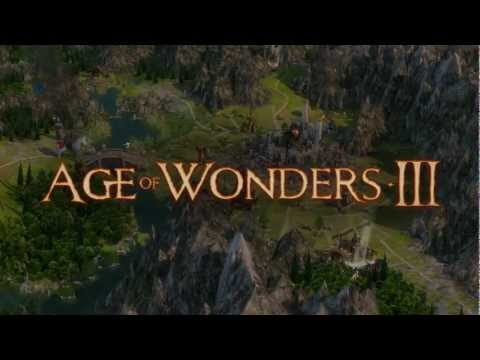 Age of Wonders 3 - Announcement Trailer - Eurogamer