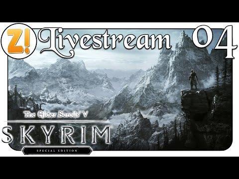 Skyrim Special Edition: Auf dem Weg zur Magier Akademie Teil1 #04 | Let's Play [DEUTSCH]